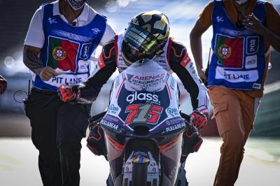 Arenas saca las garras y se alza Campeón del Mundo de Moto3™