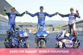 2020 FIM MotoGP World Champions