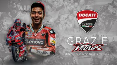 #GraziePetrux | Thank you for all the great emotions. We