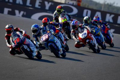 FREE! Staggering Moto3™ last lap with the title on the line