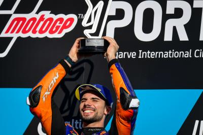 Picture perfect in Portugal: Oliveira reigns on home turf