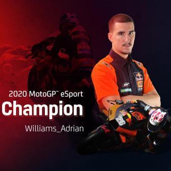 Williams_adrian holt sich atemberaubenden Meisterschaftssieg