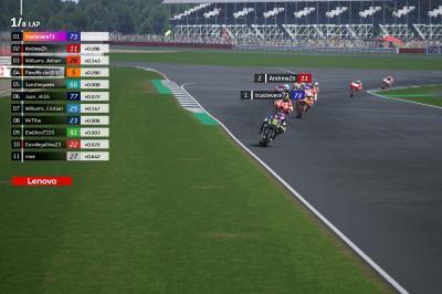 eSport MotoGP ™ - Global Series: The full final Round