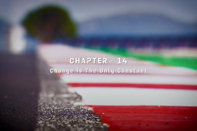REWIND: Chapter 14 - Change Is The Only Constant