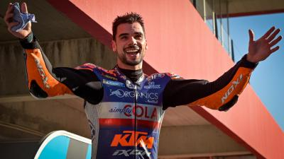 A Cuppa with...Miguel Oliveira. Portugal's new national hero joins us