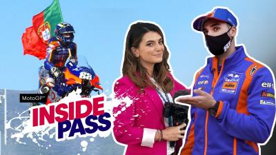 Inside Pass #15: Which rider has a future as a stuntman?