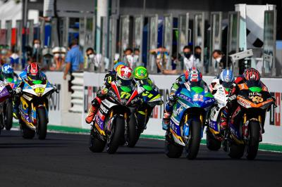 What changes are in store for the 2021 MotoE™ season?