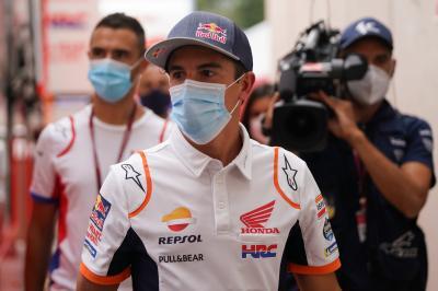 Nouvelle opération de l'humérus droit pour Márquez !
