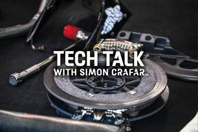 Tech Talk with Simon Crafar: Carbon Brakes