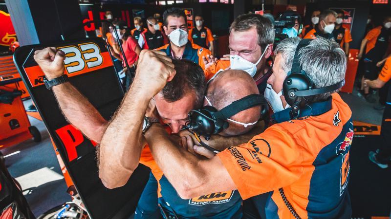 KTM將繼續在MotoGP奮戰到 20264274