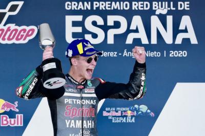 Unseen : Jour de gloire pour le Petronas Yamaha SRT à Jerez
