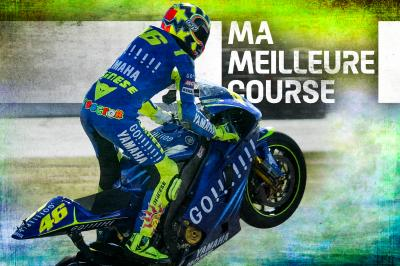 Ma meilleure course - Rossi : Welkom 2004