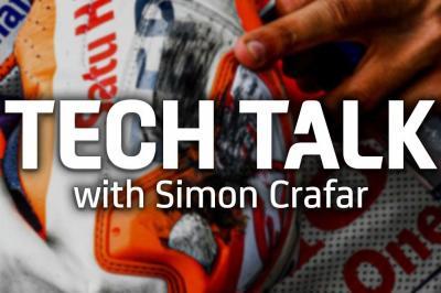 La 'armadura' del piloto - Tech Talk con Simon Crafar