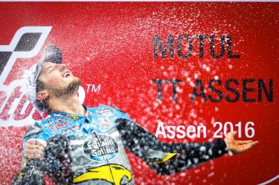 Les célèbres remontées : Miller - Assen 2016