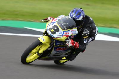 O'Shea to race with the Junior Talent Team in 2021