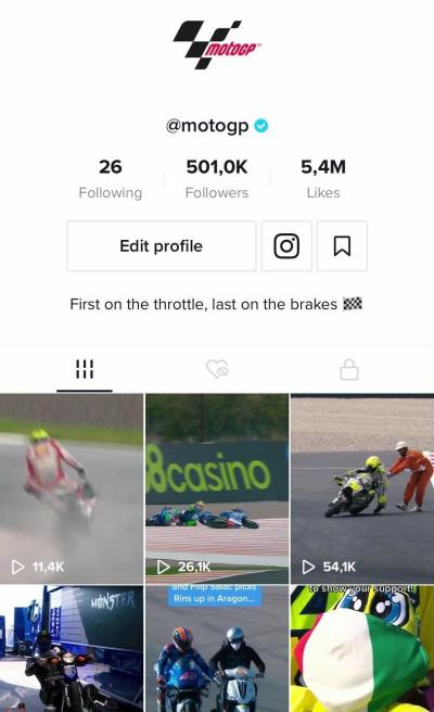 We've just hit 500K followers on TikTok! THANK YOU