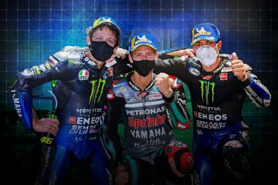 Team Manager 2020 debrief: Yamaha's Massimo Meregalli