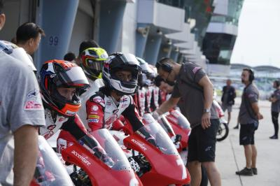 2021 Idemitsu Asia Talent Cup Entry List and calendar