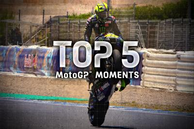 GP d'Andalousie : Le Top 5 des moments marquants