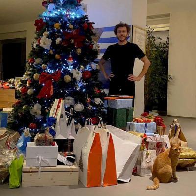 Buon Natale a tutti!!(anche da Rossano) Merry Christmas everyone