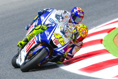 Rossi and factory Yamaha - a marriage made in MotoGP™ heaven