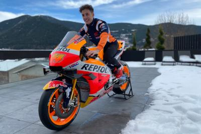 The Repsol Honda Team's surprise for Pol Espargaró