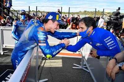 David Brivio y Suzuki separan sus caminos