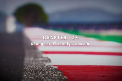 Rewind 14: Il cambiamento è l'unica costante