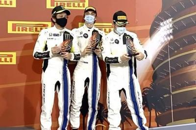 Rossi and Marini secure podium finish in Gulf 12 Hours