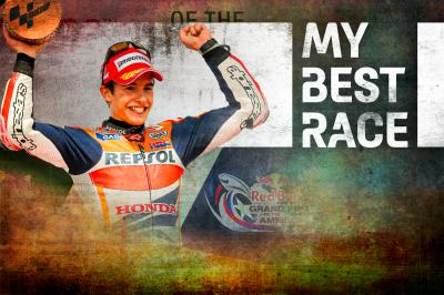 Marc Marquez' best MotoGP™ race: first podium or first win?