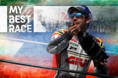 My best race - Crutchlow: Phillip Island 2016