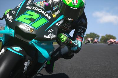 ¡Acelera motores! ¡MotoGP™ 20 ha llegado a Xbox Game Pass!