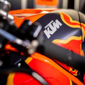 KTM kämpft bis 2026 um MotoGP™ Ruhm