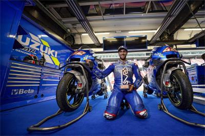 Rins thought Brivio exit was a joke