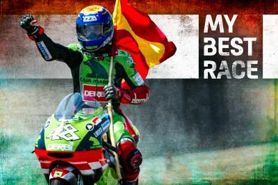 My Best Race: Jorge Lorenzo wins in Brazil 2003