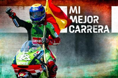Mi mejor carrera: Jorge Lorenzo en Río 2003 en 125cc