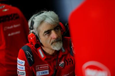 Dall'Igna: 'Ducati can compete for the title'