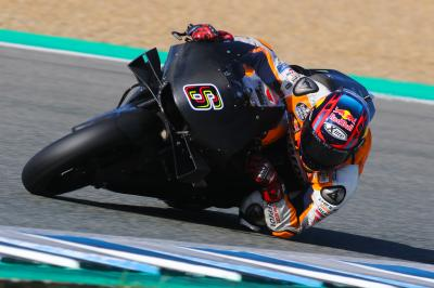 Bradl, Viñales, Pirro et Zarco en route pour Jerez !