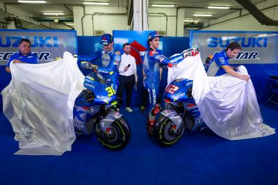 Save the Date: MotoGP™ Team Presentations are nearly here