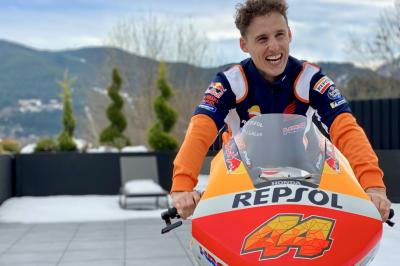 "Pol Espargaro's first words on ""dream"" Repsol Honda switch"