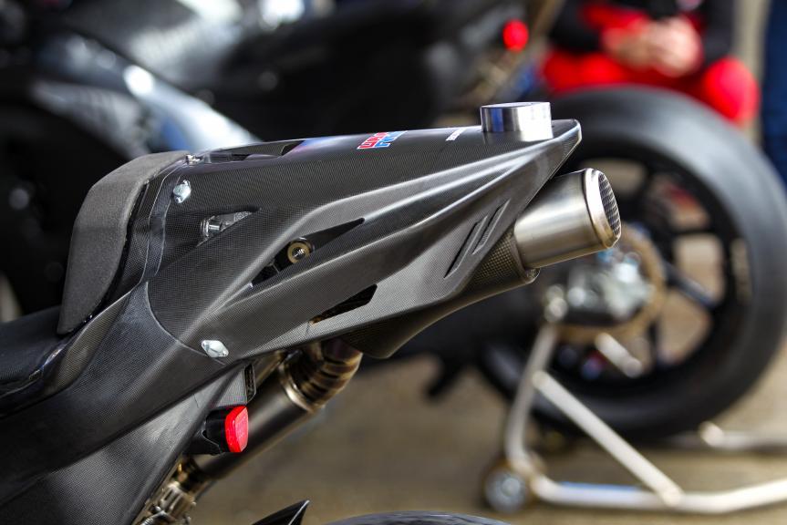 Bike parts_Jerez Private Test_2021