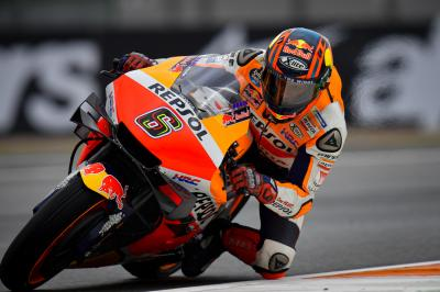 "Hernandez: ""Much more sense for Bradl to step in for Marc"""