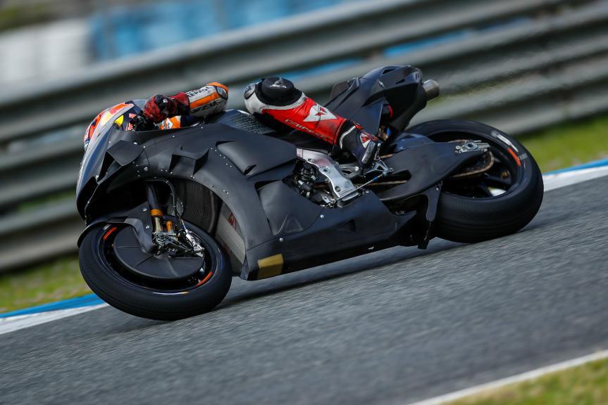 Stefan Bradl, Repsol Honda Team, Jerez Private Test