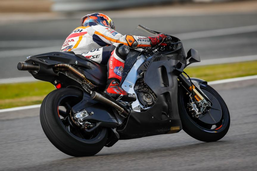 Stefan Bradl, Repsol Honda Team, Jerez Private Test