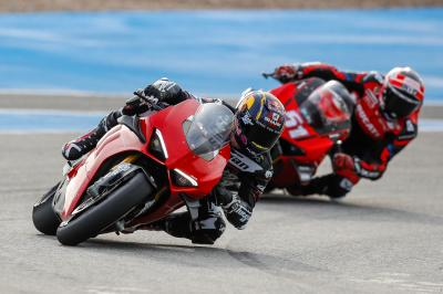 Photo gallery: MotoGP™ stars return to action in Jerez