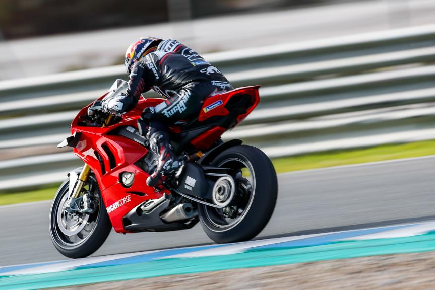 Johann Zarco, Pramac Racing, Jerez Private Test