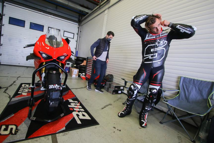 Johann Zarco, Pramac Racing, Jerez Private Test