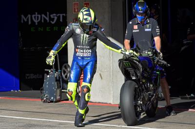 Rossi to remain 'an important part' of Yamaha's development