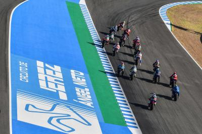 Jerez to host two FIM Enel MotoE™ World Cup pre-season tests