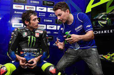 Lorenzo: 'No disadvantages' to Rossi's Petronas SRT move
